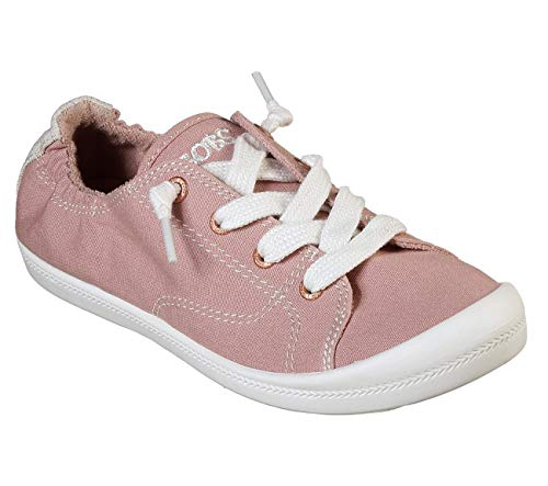 Skechers BOBS Beach Bingo Ditch Day Womens Sneakers Rose 8