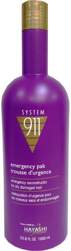 Hayashi Systems 911 Emergency Pak 33.8 Oz. 1000 ml
