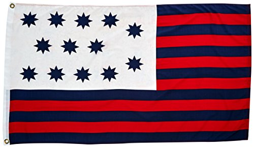 US Flag Store Guilford Courthouse 3ft x 5ft Polyester -