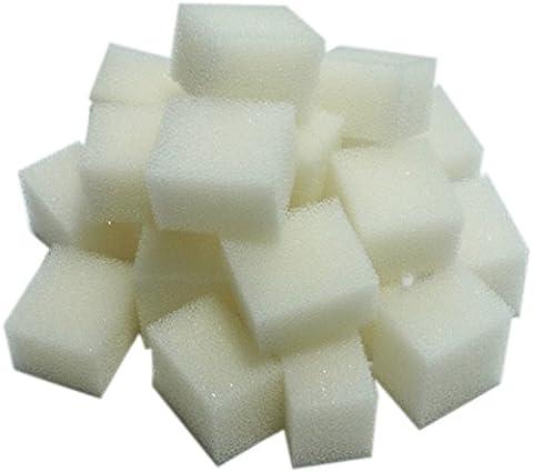 LTWHOME Foam Filter Pads Fit for Aqua Clear 20 / Mini AquaClear 20-Gallon (Pack of 50)