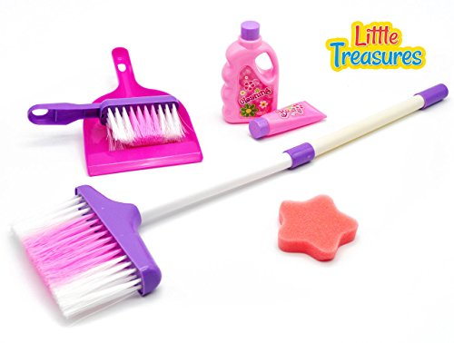 broom and dustpan toy - 2