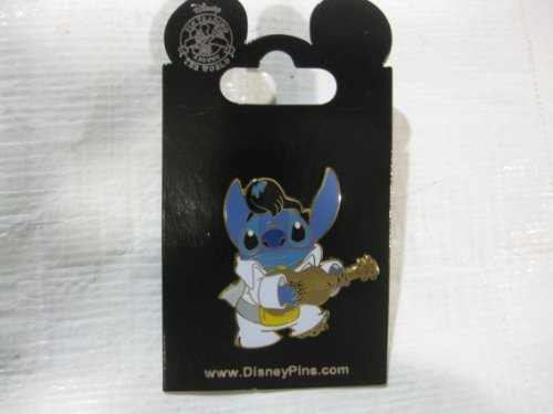 Stitches And Pins (Disney Stitch As Elvis Pin)