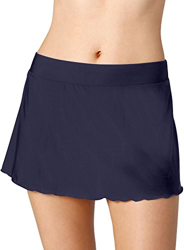 Miraclesuit Womens Skirted Bottom, 10