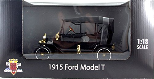1915 Ford Model T Touring Diecast Collectible Tin Lizzy Car Replica Toy (Henry Ford Model T Car compare prices)