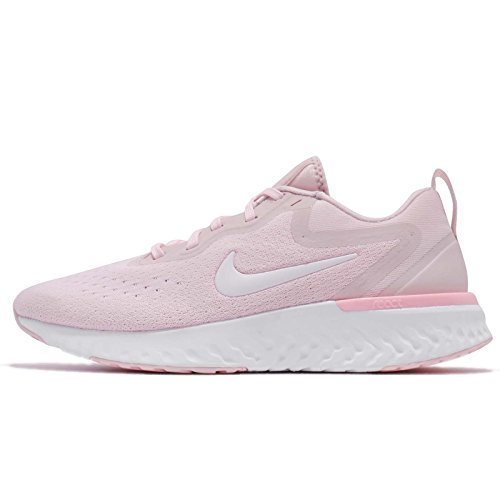 - Nike Women's Odyssey React Running Shoe Arctic Pink/White-Barely Rose 10.5