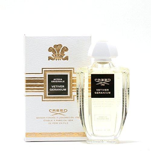 (Creed Acqua Originale Vetiver Geranium Edp Spray (unisex) 3.4 OZ)