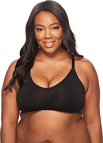 Coobie Women's Plus Size Nursing Bra