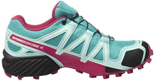 trail Gtx Aruba Salomon Running Ceramic Varios para Sangria 4 Blue para Mujer de Speedcross Zapatillas W colores ff8w6E