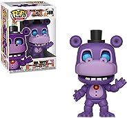 Funko Collectible Figure Pop Games Mr. Hippo, Multicolor