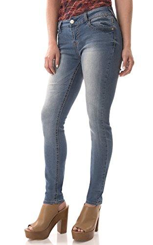 WallFlower Jeans Womens Junior Denim Legendary Skinny Jean