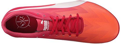 Puma EvoSpeed Sprint V6 Track Cleats Sintetico Scarpe ginnastica