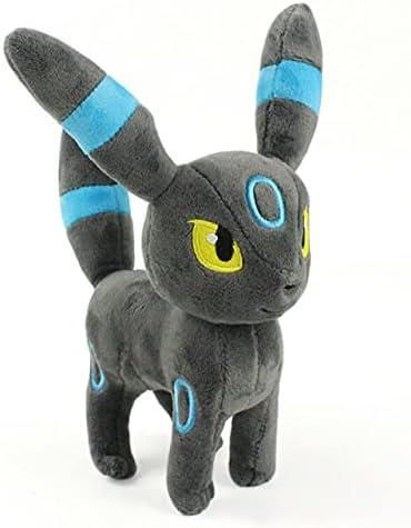 Handmade Crochet Pokemon Plush Toy Eeveelution MADE TO ORDER Umbreon