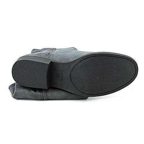 Style & Co. Mujeres Hadleyy Closed Toe Knee Botas Altas De La Manera De Carbón De Leña