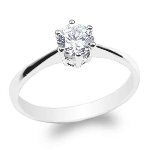 0.5 Ct Solitaire - 1