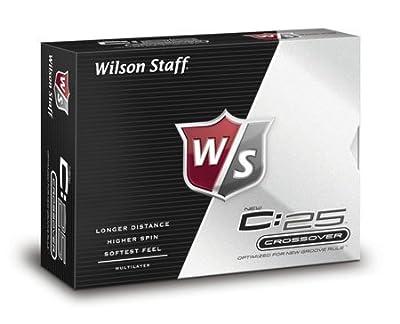 Wilson Staff C:25 Golf Balls (12-Balls)