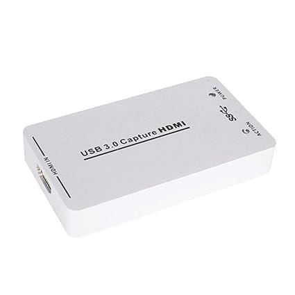 LiuXi Game Capture Card USB 3.0 Capture Dongle Adaptador ...