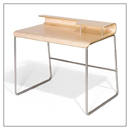 OFFI Co. Wave Desk, Birch