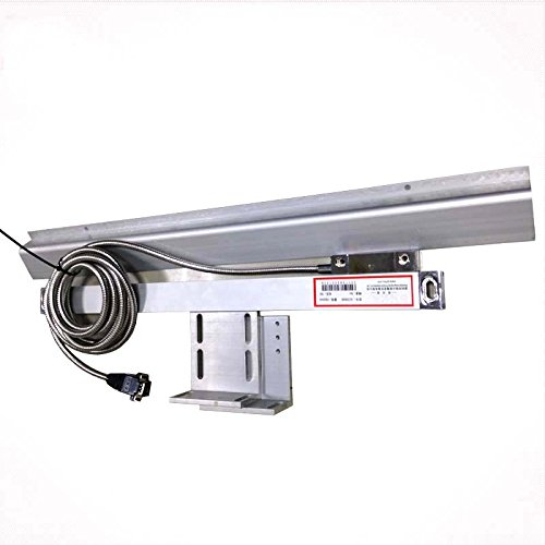 iMeshbean Mill Miling Machine Linear Scale Linear Encolde And AXIS Digital Readout as Gift (500mm)
