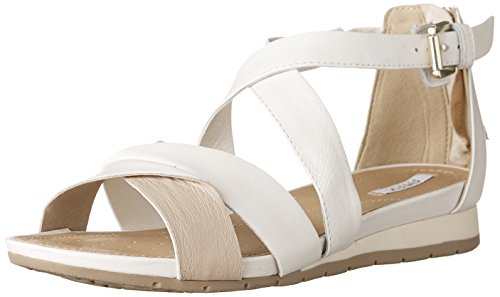 Blanco White lt Mujer off Formosa Geox 0 A D Taupec1181 n8wqCXCg
