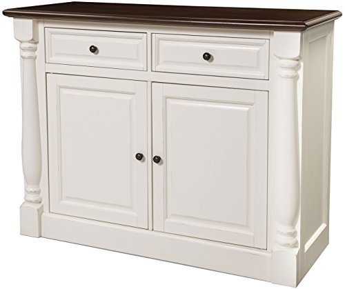 Crosley Furniture CF4206-WH Shelby Buffet - White