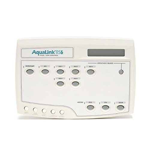 Jandy Zodiac 6888 AquaLink RS6 All Button Combo Pool or Spa Wired Control Panel