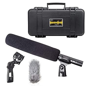 Image of Aputure Deity Kit Condenser Shotgun Camcorder Professional Microphone for Canon Nikon Sony Digital Camera DV Camcorder Microphones