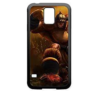 Sion-003 League of Legends LoL For Case Iphone 4/4S Cover - Hard Black