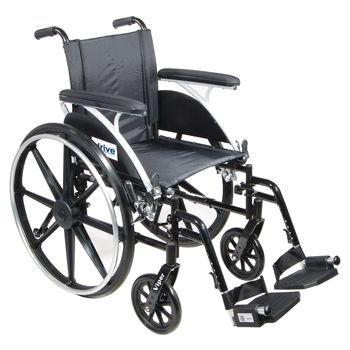 "Drive Viper Wheelchair Desk Arm 12"" Desk Arm Legrests"