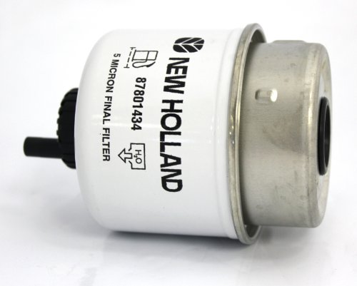 amazon com new holland filter 87801434 garden & outdoor new holland fuel filter empty New Holland Fuel Filter #5
