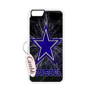 "Casehk Unique Design Hard Shell Case for iPhone6 4.7"", DIY Cowboys iPhone6 4.7"" Case, Cowboys Custom Cell Phone Case"