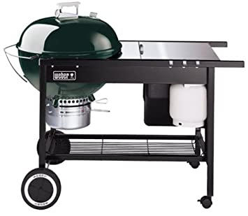 7f663eb17f879 Weber 827020 22 1 2-Inch Performer Charcoal Grill with Propane Gas Ignition,