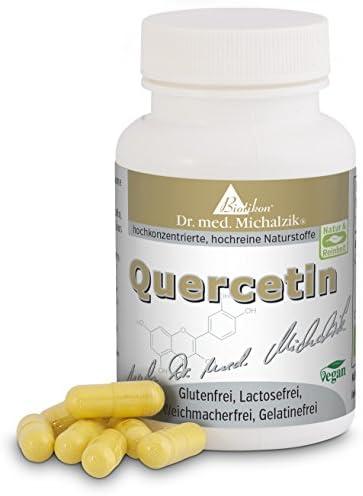 Quercetin nach Dr. med. Michalzik - ohne Zusatzstoffe