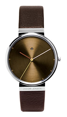 Jacob Jensen Men's Watches 843