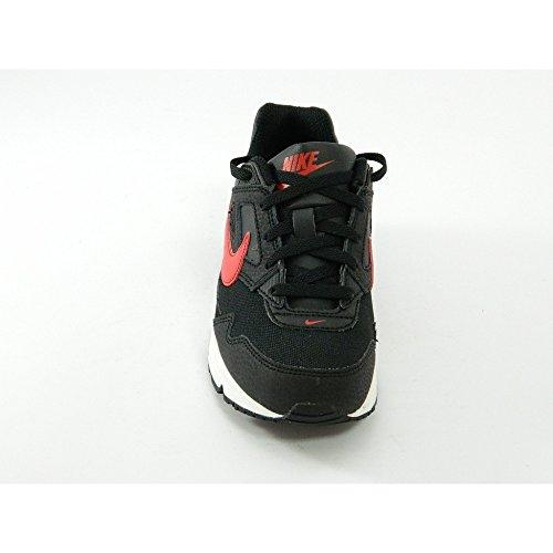Nike - Nike Air Max Skyline TD scarpe sportive nere rosse bambino bambina - Nero, 21