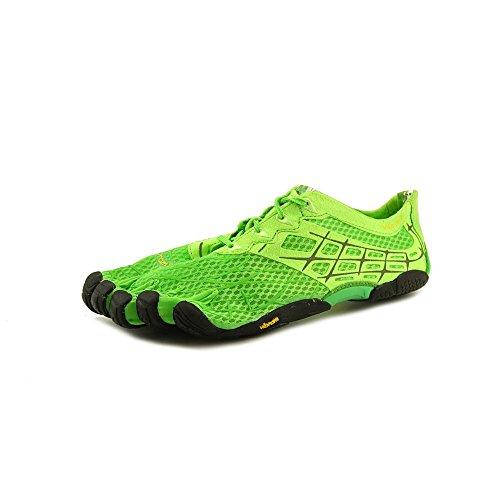 Vibram Fivefingers Running Seeya Ls - - Hombre Verde / Negro