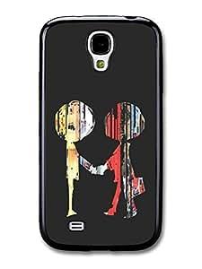 Radiohead Boy and Girl Illustration case for Samsung Galaxy S4
