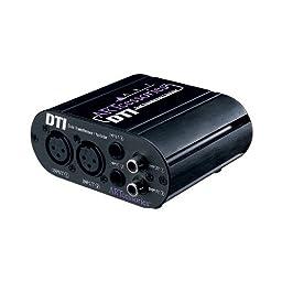 ART DTI Dual Transformer/Isolator Passive Audio Interface