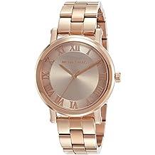 Michael Kors Women's Quartz Stainless Steel Automatic Watch, Color:Rose Gold-Toned (Model: MK3561)