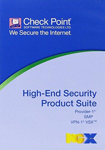 Check Point Ngx Enterprise Sw Media High End Security Suite VR61 [Old Version]
