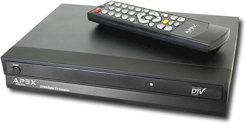 Apex RBDT502 Durable Converter Box (Discontinued by Manufacturer) by Apex