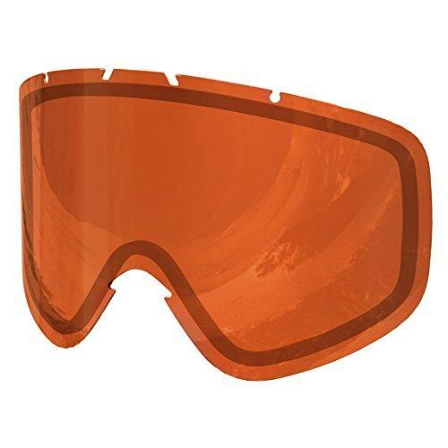 POCアイリススペアレンズ& HDOニットキャップバンドル B01N0TI5BF Regular|Sonar Orange Sonar Orange Regular