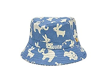 OVIIVO Cartoon Animal Pattern Childrens Baseball Cap Baby Fishmen Hat Sun Cap for 0-4