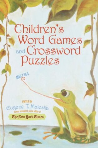 Download Children's Word Games and Crossword Puzzles, Ages 7-9, Volume 2 (Other) pdf epub