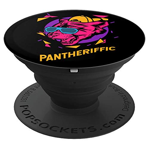 Panther Terrific Retro Party Cool Black Animal Christmas