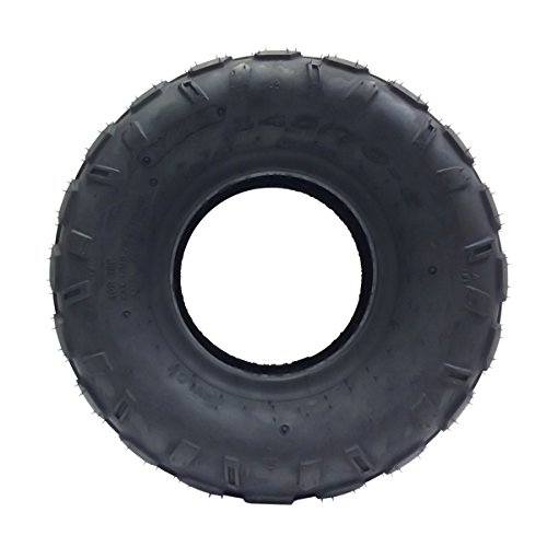 SET OF TWO: ATV Tubeless Tires 145x70-6 (14.5x7x6) P72 - Front or Rear - for HYOSUNG, KASEA, KAZUMA, LEM, LRX Small ATV w 6'' Rims by MMG (Image #4)