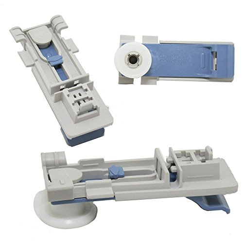 whirlpool dishwasher adjuster - 4