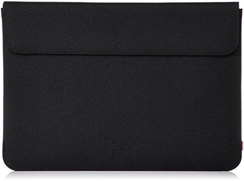 Herschel Supply Co. Unisex-Adult's Spokane Sleeve for 13 inch MacBook, black, One Size