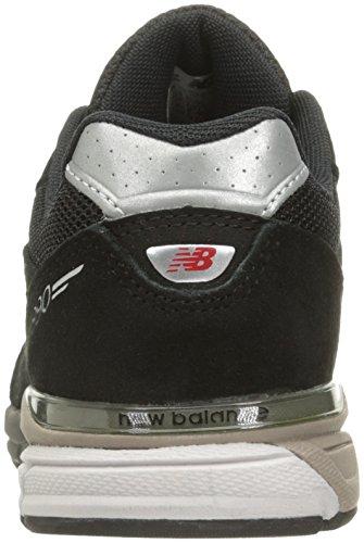 New School Balance Silver Black Schuhe Grade SwBHSFqP