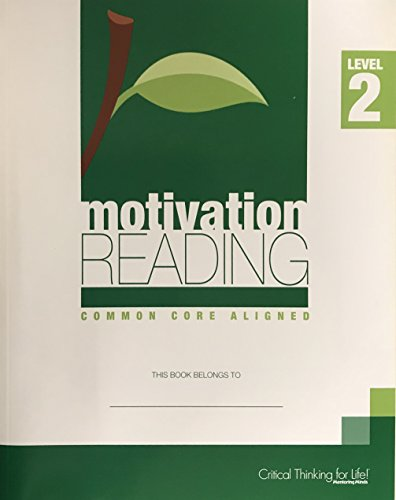 Top motivation reading level 2 for 2019