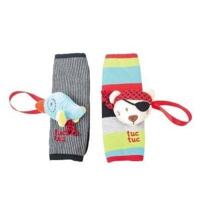 Tuc Tuc Piratas - Cubre cinturón